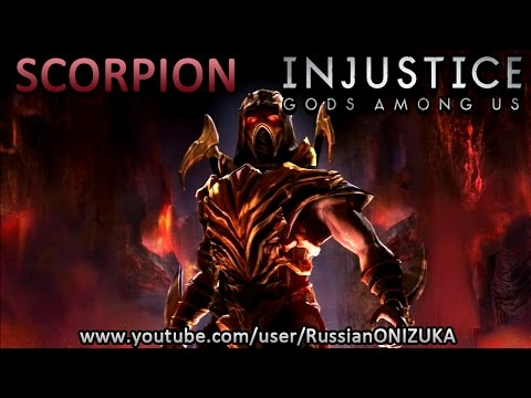 Injustice: Gods Among Us - SCORPION