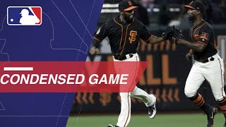 Condensed Game: WSH@SF - 4/23/18