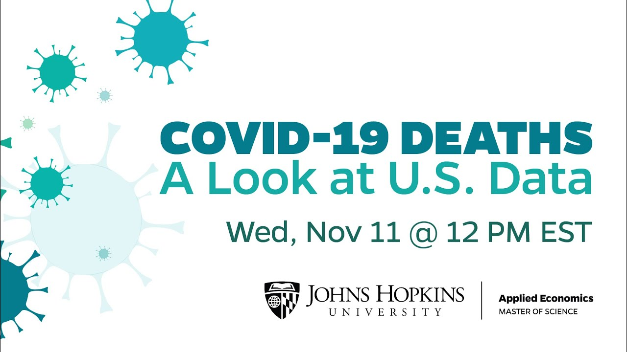 Johns Hopkins academic: CDC data shows COVID hasn't increased US death rate