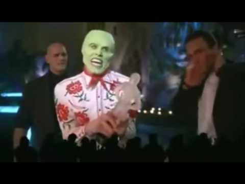 You love me, you really love me! The Mask - YouTube