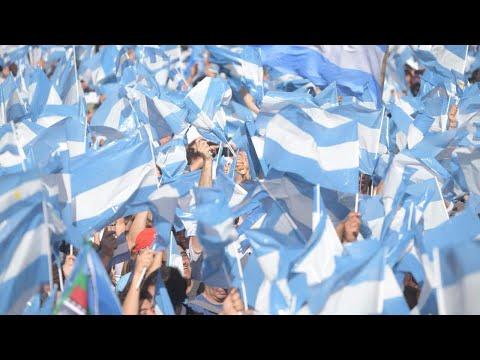 En directo: asunción del presidente Alberto Fernández en el Congreso
