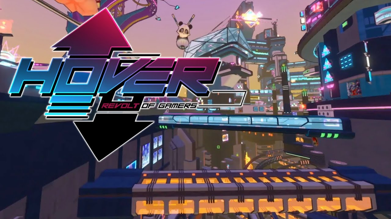 Review: Hover: Revolt of Gamers