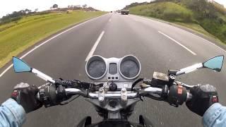 K-Duh - Honda CBX 250 Twister - Viagem até Luis Antônio - Parte 2