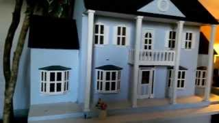 The Doll House ! - Built  By Bluesharp59