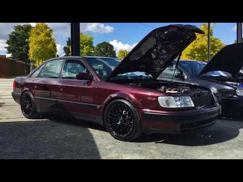 Audi S4 C4 2,2 Liter 5 Zylinder Turbo 728 Ps / 942 Nm Sound 100-200 kmh (BROO Performance)