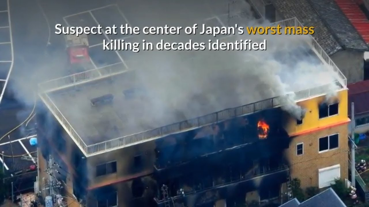 Kyoto animation arson suspect told police his work had been plagiarized