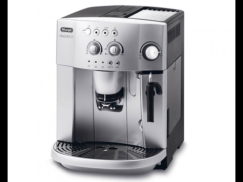 delonghi magnifica esam4200 s coffee machine review youtube. Black Bedroom Furniture Sets. Home Design Ideas