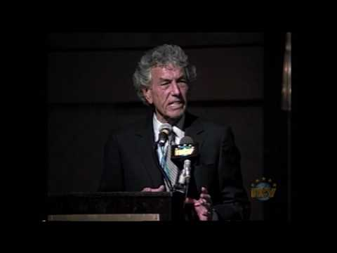 AAB President's Gala - Geoff Stirling Speech 1997/09/13 - NTV Captain Atlantis Special