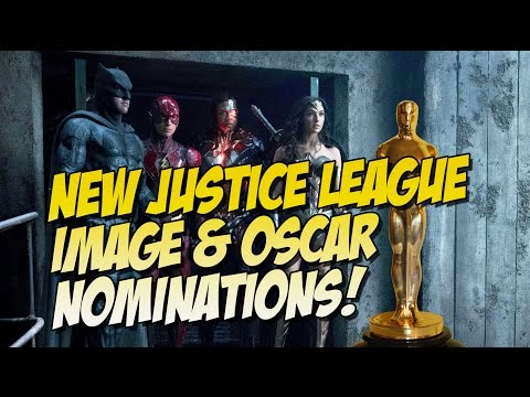 Oscar Nominations 2017 | New Justice League Image From Empire | David Ayer on Suicide Squad