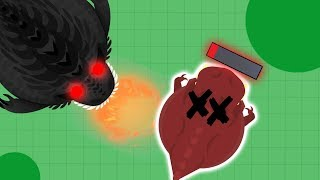 MOPE.IO - GODZILLA DESTROYS THE WHOLE SERVER // MOPE.IO NEW UPCOMING UPDATE ?