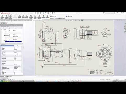 SOLIDWORKS Inspection - Create Project and Report Templates