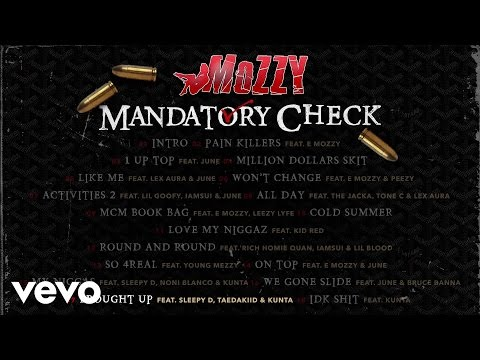 Mozzy - Brought Up (Audio) ft. Sleepy D, TaeDaKiid, Kunta
