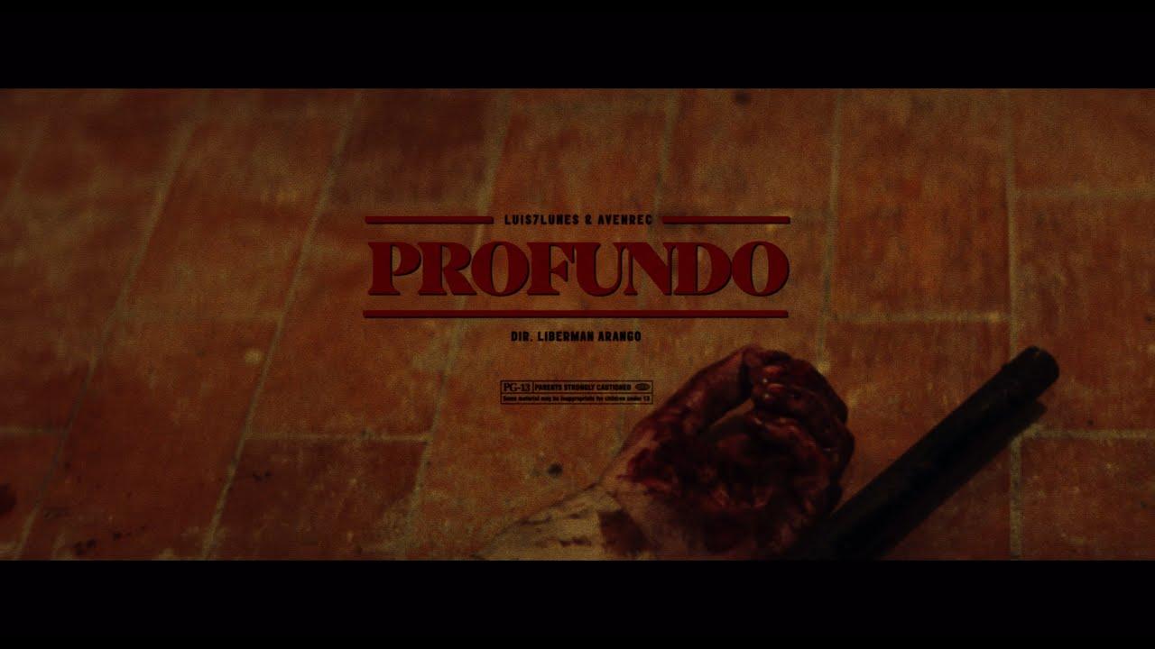 Luis7Lunes - Profundo (Prod. AvenRec) | Video Oficial