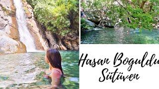 KAZ DAĞLARI HASAN BOĞULDU - SÜTÜVEN ŞELALESİ  Kazdağları Milli Parkı