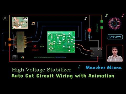 Auto Cut Circuit Wiring