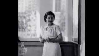 فيديو نادر لأم كلثوم  تشكر فيه الملك فاروق على منحها وسام الكمال