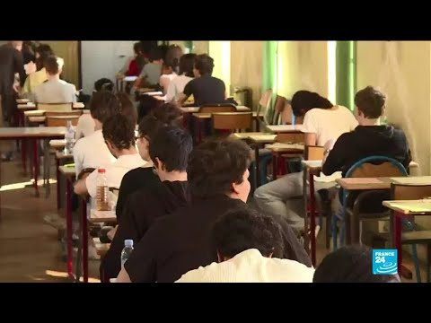 'Can we escape time?' Philosophical query kicks off French baccalaureate