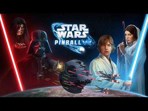 Star Wars Pinball VR I Announcement Trailer