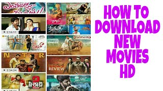 How to download new movies HD