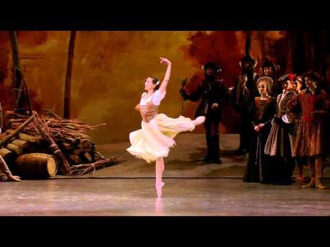 Adam: GISELLE Royal Opera House