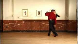 Foxtrot - Zig Zag Outside Partner - Virtual Ballroom Lessons