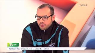 Le 7/8 Sports – Emission du lundi 13 octobre 2014