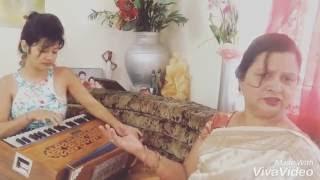 Jab Meri hakeekat Ja Ja ke by Indra Pant | Ghazal |Old song | Eid special | Chandan Dass |