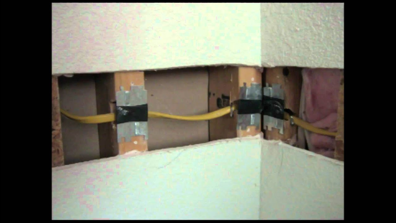 NEC Bathroom remodeling (outlets) # 68 - YouTube