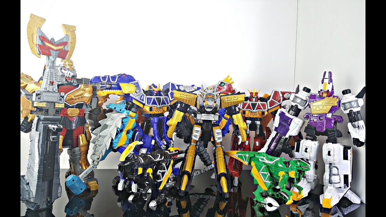 DX PR Dino Charge – SS Kyoryuger 獣電戦隊キョウリュウジャー