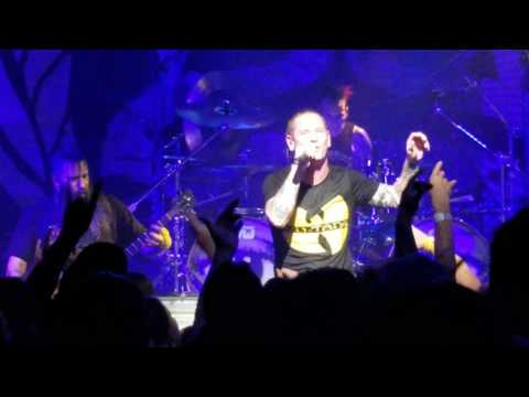 Stone Sour @ Troubadour Hollywood: 10. Blotter  11. Get Inside