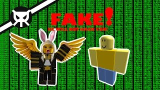 JOHN DOE WILL NOT HACK YOUR ROBLOX ON MARCH 18TH ▼ PROOF HOAX/FAKE ▼