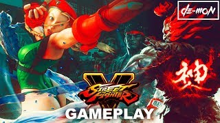 Vídeo Street Fighter V: Arcade Edition