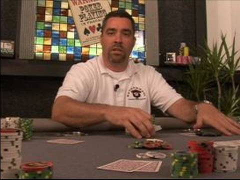 Basic Poker Etiquette : Understand What Checking Down a Hand is in Poker