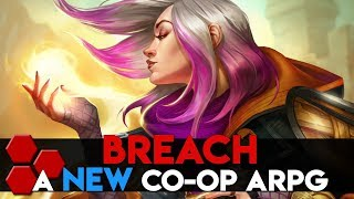 A New Co-Op ARPG - Breach - TheHiveLeader
