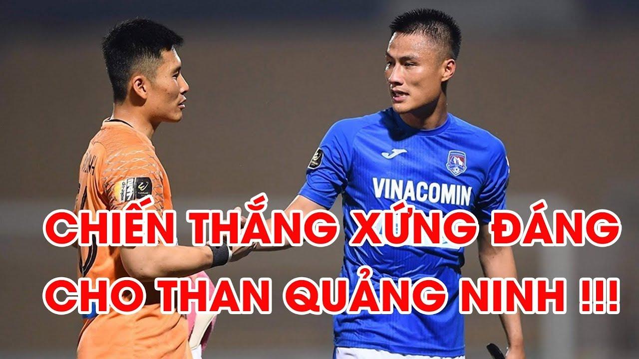 Highlights | Than Quảng Ninh – Hà Nội FC | Mạc Hồng Quân khuất phục các nhà ĐKVĐ | NEXT SPORTS