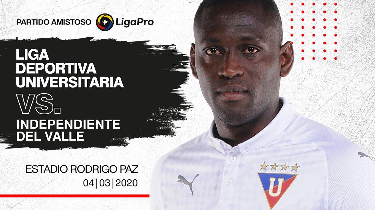 El Fútbol volvió al Estadio Rodrigo Paz | LIGA vs Independiente del Valle