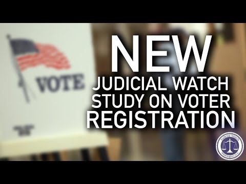 New Study Finds 353 Counties in 29 States with Voter Registration Rates Exceeding 100%