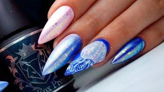Красивый и простой дизайн ногтей МЕДУЗА  ТОП удивителные дизайны ногтей 2018
