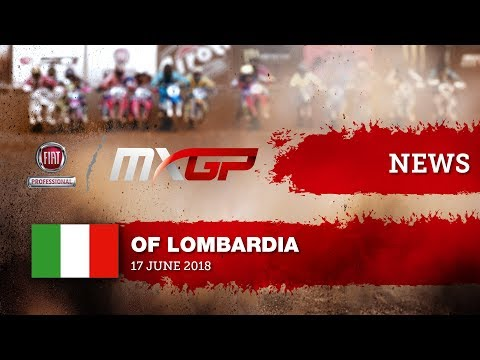 Qualifying Highlights FIAT Professional MXGP of Lombardia 2018