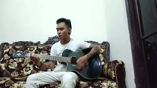 Ungu laguku (cover akustik by angga ...