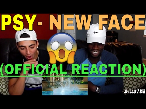 Thumbnail: PSY - 'New Face' M/V (OFFICIAL REACTION)