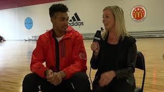 One-on-one with Indiana commit Trayce Jackson-Davis