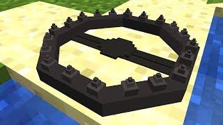 Minecraft Fallen bauen, die niemand erwartet! - Minecraft trolling vom Feinsten