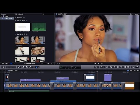 How to Edit Videos Like a Beauty Guru | TECH TALK