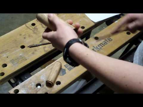 Treating and Aging Airsoft Wood