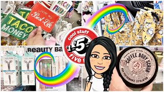 FIVE BELOW SHOPPING!!! $5 CLOTHES, SHOES, BEAUTY, ACCESSORIES + MORE!!!