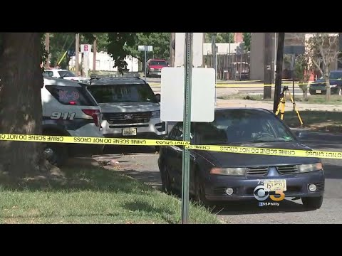 Man Fatally Shot By Police In Vineland, New Jersey Caught On Video