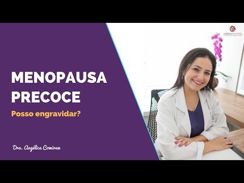 menopausa precoce pode engravidar
