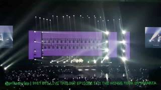 170429 BTS AM I WRONG 2017 BTS THE WINGS TOUR IN JAKARTA