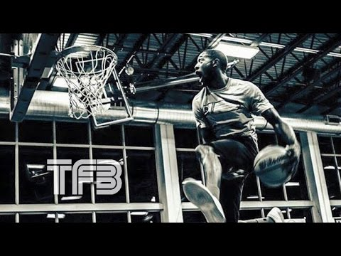 """6'0"""" Will Bunton tries a DOUBLE BETWEEN THE LEGS DUNK! Crazy Bounce!"""